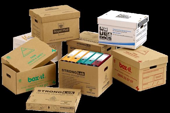archive boxes Main