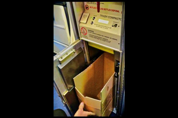 Corrugated box packaging Main